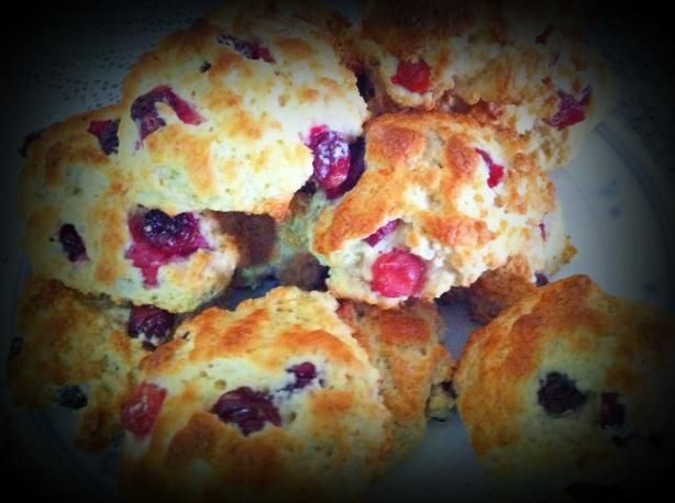 Low-Fat Blueberry Scones Using Heart Healthy Bisquick Mix) Recipe ...