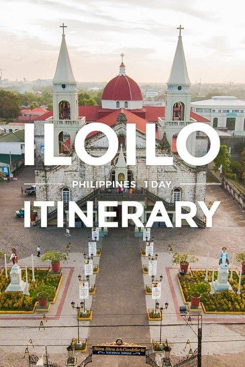 Iloilo Itinerary Guide https://www.detourista.com/guide/iloilo-1-day-itinerary/ ✈ Plan a budget trip & itinerary in Iloilo, Philippines. This 1-day DIY guide takes you to the best city & heritage sights in Iloilo City and south Iloilo province.  Feel free to re-pin if you like the tips posted. Thanks for sharing ❤️ #detourist