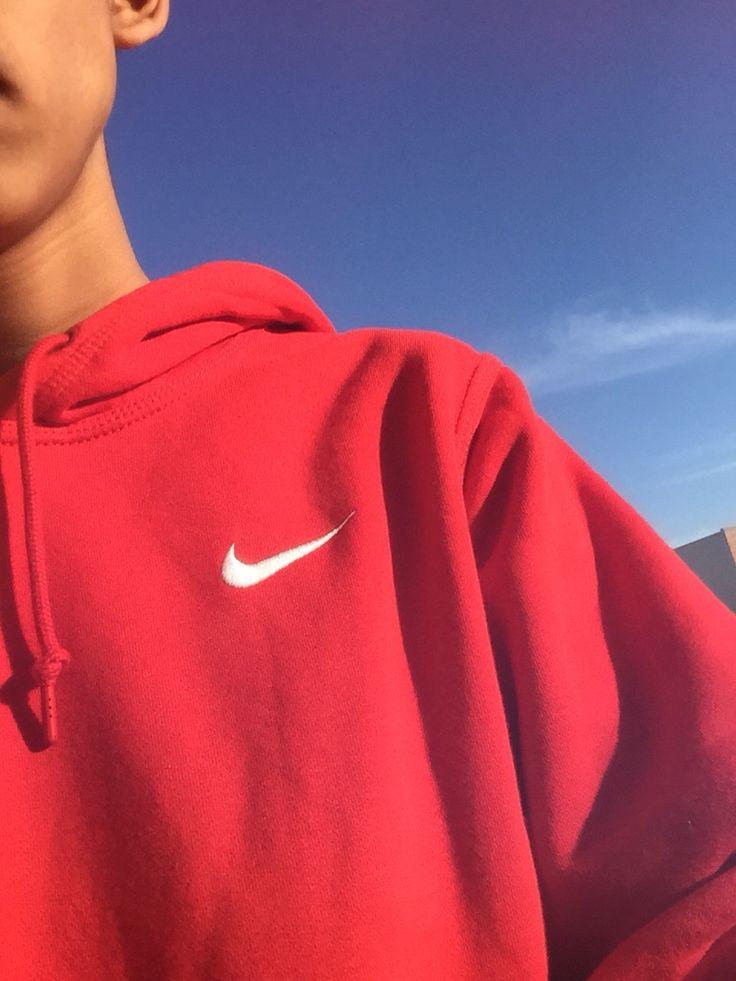 Best 25 Red Nike Hoodie Ideas On Pinterest Baby Nike