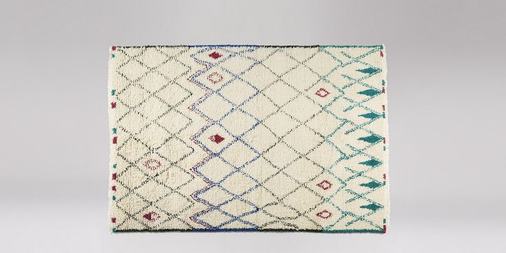 Sebou Hand-knotted Rug, Medium | Swoon Editions