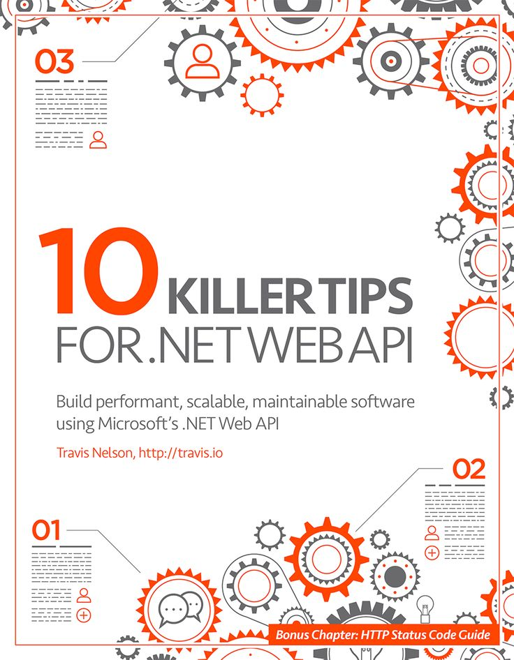 Free 56-Page Download: Build Performant, Scalable, Maintainable Software Using Microsoft's .NET Web API