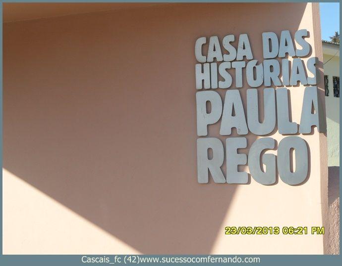Fundação Paula Rego!