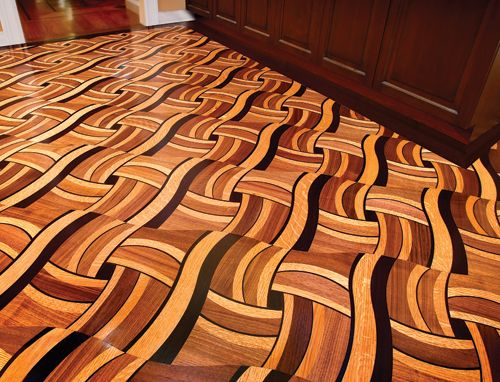 Best of the West: 2007 Wood Floor of the Year Winners - 97 Best Hardwood Flooring Images On Pinterest