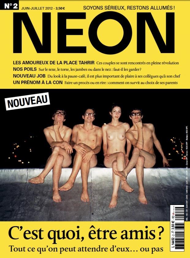 NEON n°2 - juin/juillet 2012