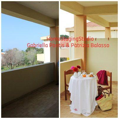 Veranda, Intervento di Home staging e fotografia realizzato presso Hotel Il Gambero, strada litoranea per Villasimius, Cagliari, Sardegna  http://welchomeimmobiliare.wordpress.com/2014/04/29/hotel-in-vendita-in-sardegna/