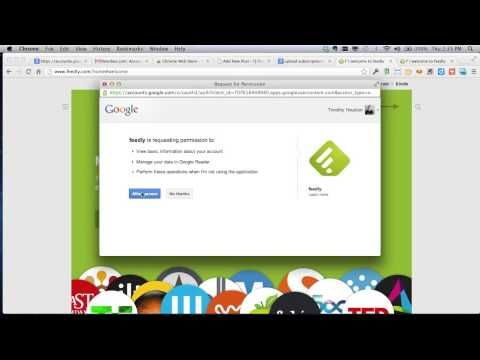 Getting Started with Feedly - YouTube
