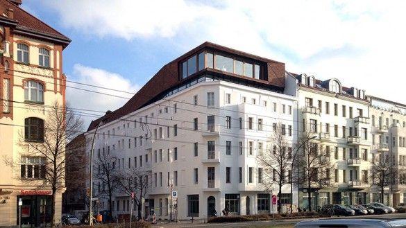 Die 25 besten ideen zu dachaufstockung auf pinterest - Lakonis architekten ...