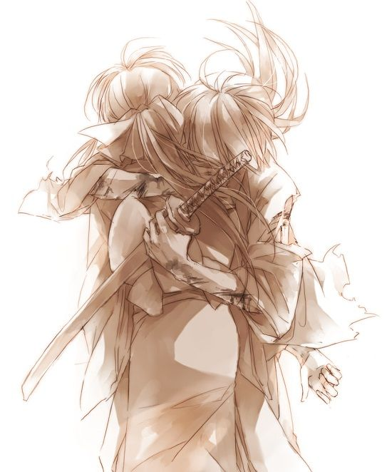 Rurouni Kenshin, Kenshin, Kaoru