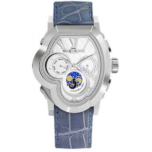 VAN DER BAUWEDE 50.50 X 39.00 MM LEGEND BEVERLY QUARTZ 13458/  For more details follow the link: http://www.luxurysouq.com/luxurysouq/Van-Der-Bauwede-50.50x39.00mm-Legend-Beverly-Quartz-13458