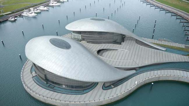 Architecture: China Resources Shimei Bay Yacht Club