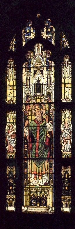 Saint Patrick - © Copyright 2004-2015 - Our Lady of Mount Carmel Church, Chicago, Illinois