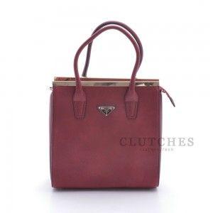 Женская сумка Baliford 847-UJQ Red