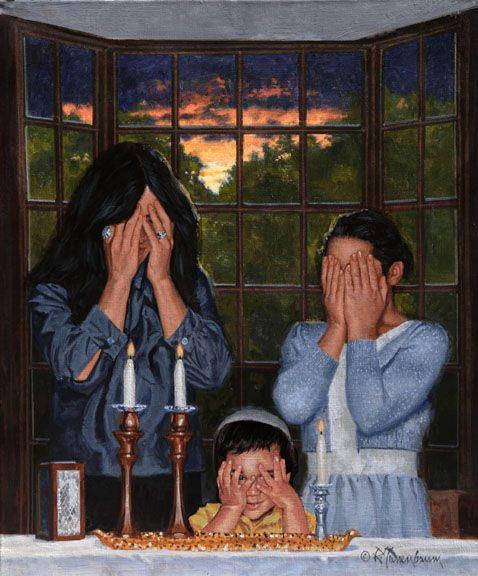 42 best Canvas 26 Jewish Art and Paintings by Robert Tanenbaum