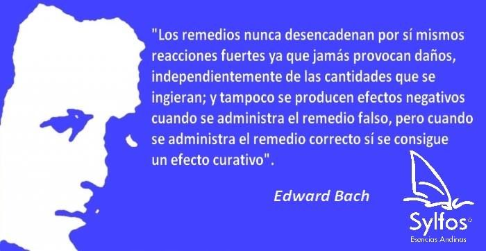 Frases del Dr Edward Bach