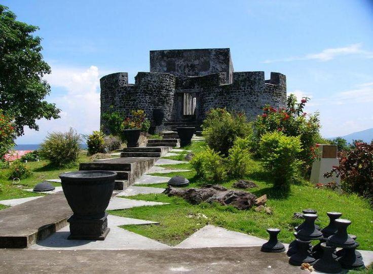 Ternate Fort Oranje