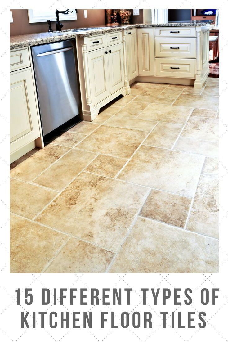 Different Types Of Flooring For Kitchens In 2020 Kitchen Flooring Diy Kitchen Flooring Diy Flooring