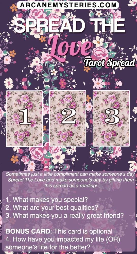 salem 3 card love tarot