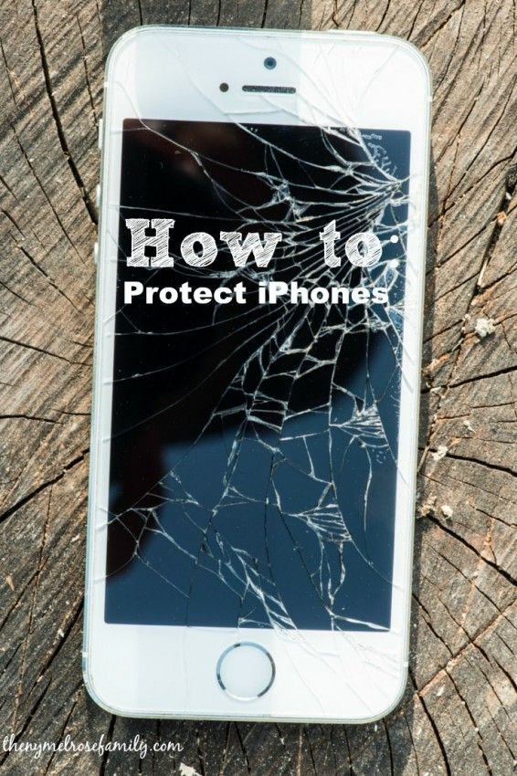 How to Protect iPhones