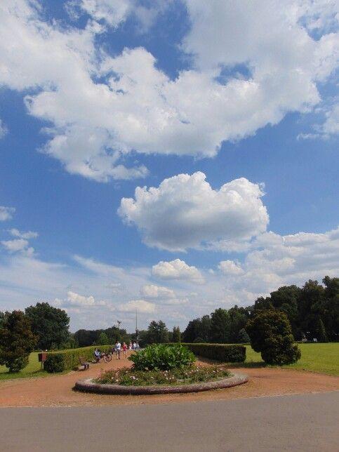 Świerklaniec. Park. photo by Joanna Kaczmarek