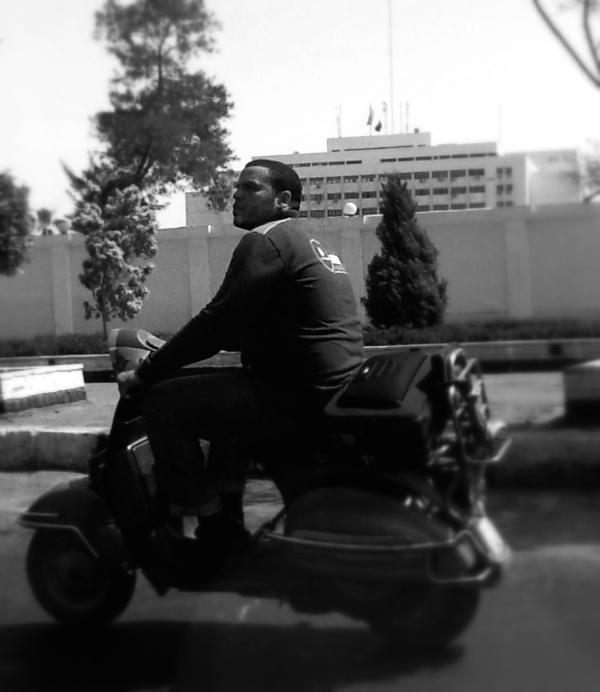 Where will I go? (street on Cayro, Egypt)