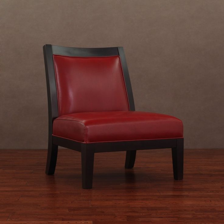 best 25+ red leather chair ideas on pinterest