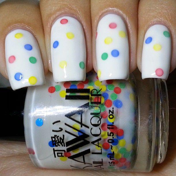 Best 100+ Kawaii Nail Lacquer <3 images on Pinterest   Kawaii nails ...