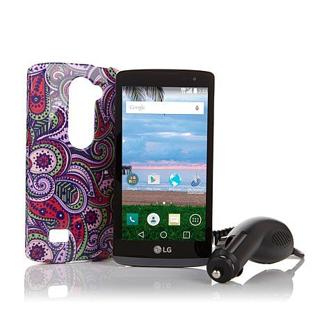 Lg Sunset 4 5 Quot 4g Lte Android Tracfone W 1200 Minutes