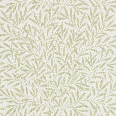Tapet - Willow – Tapeter från William Morris & co: Byggfabriken – modern byggnadsvård