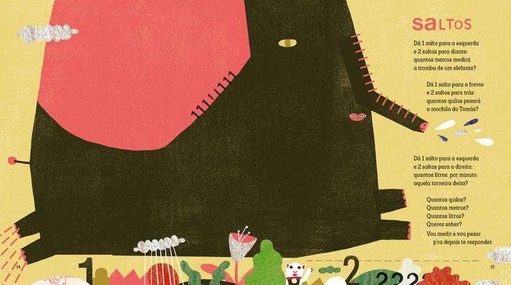 Tantos animais e outras lengalengas de contar | Planeta Tangerina
