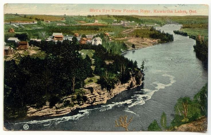 Birds Eye View ... circa 1910's