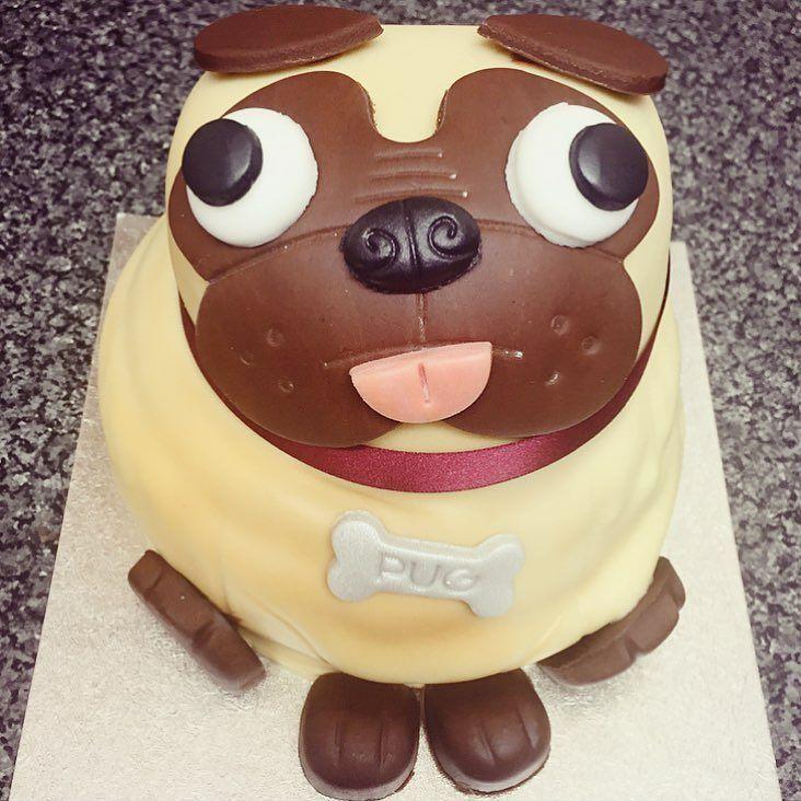 25+ best ideas about Pug Cake on Pinterest Pug birthday ...