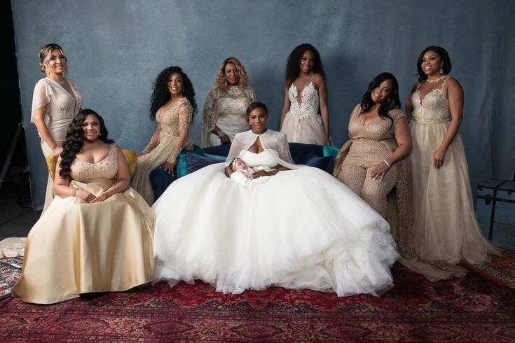 Inside Serena Williams's Fairy-Tale Wedding in New Orleans | Lovegood Wedding & Event Rentals