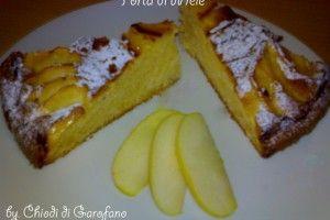 Torta di Mele http://blog.giallozafferano.it/chiodidigarofano/torta-mele
