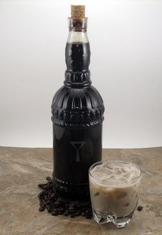 Homemade Coffee Liqueur Recipes - 2 very popular brands of coffee liqueur are Kahlúa® and Tia Maria®. You can make a coffee liqueur at home that tastes very similar to those popular brands.