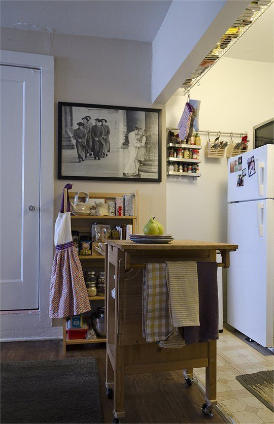 Smart Solutions For Small Cool Kitchens Kitchen Small