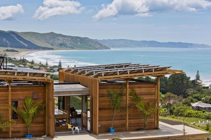 Waimarama Beach Holiday Home Rental - 1 Bedroom, 2.0 Bath, Sleeps 2