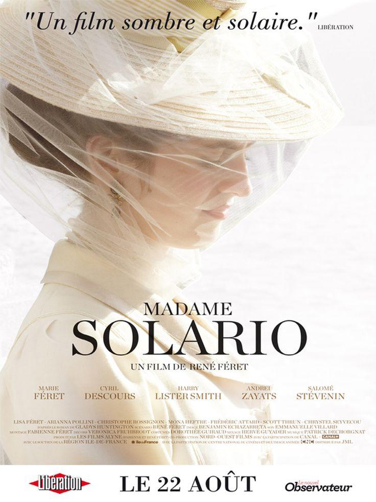 Madame Solario,2012) France , by René Féret .  Natalia Solario (Marie Féret) and her brother Eugène Ardent (Cyrill Descours 29-y)