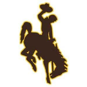 Wyoming Steamboat logo #GoWyo