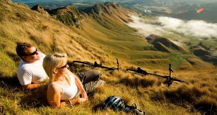 The luxury of time away in New Zealand