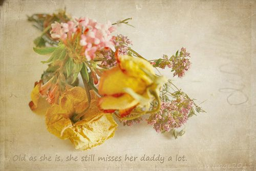 Missing dad...