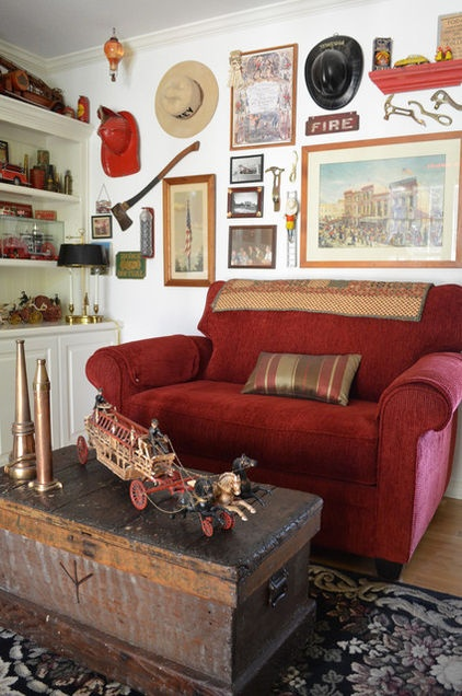 Man Cave Decor Jobs : Best images about fire fighter themed bar man cave on