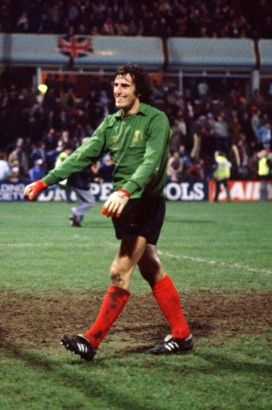 Ray Clemence Liverpool 1981