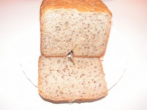 0025. chléb tmavý se semínky - recept pro domácí pekárnu