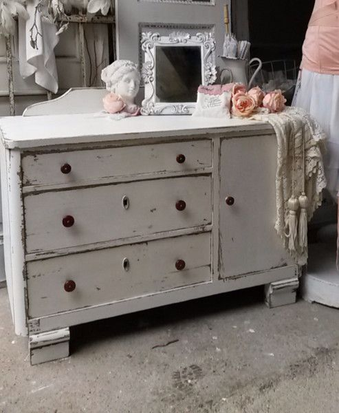 25 best ideas about kommode shabby on pinterest kommode. Black Bedroom Furniture Sets. Home Design Ideas