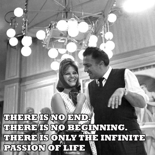 Film Director Quote - Federico Fellini - Movie Director Quote - #federicofellin #quote on the mystery of #life