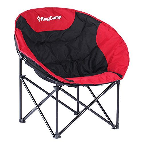 Camping Accessories KingCamp Moon Leisure Lightweight Chair With Carry Bag Hurry Check Out This Great Item