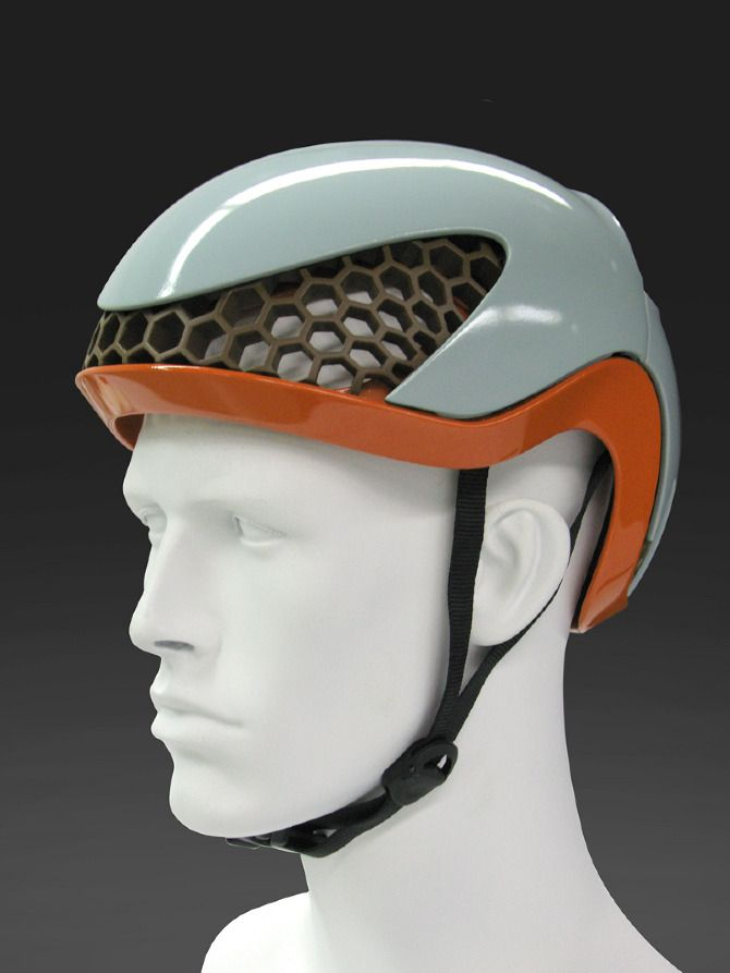 Velocity Cycling Helmet - Mark Huang Design