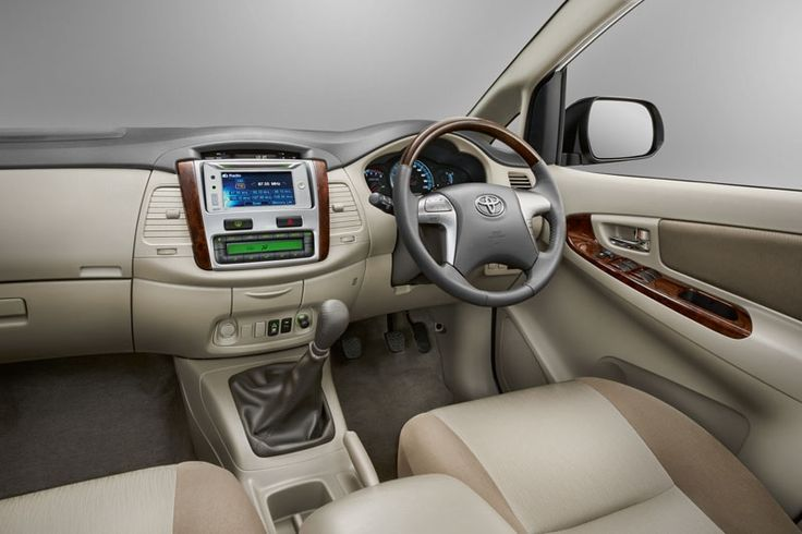 new Kijang Innova New V Bensin & Diesel interior  1