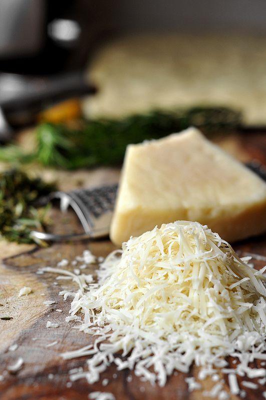 El queso parmesano es un imprescindible en la comida italiana y es uno de nuestros orgullos.