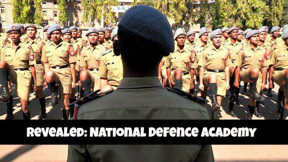 Revealed: National Defence Academy by www.ssbcrack.com